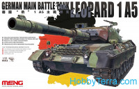 German main battle tank Leopard 1 A5
