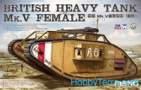 "British heavy tank Mk.V ""Female"""