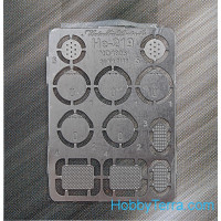 Photo-etched set for He-219