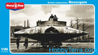 Resurgam British submarine