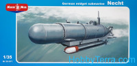 "German midget submarine ""Necht"""