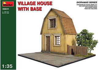 Village house with base