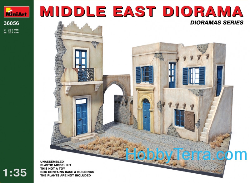 Miniart  36056 Middle East Diorama
