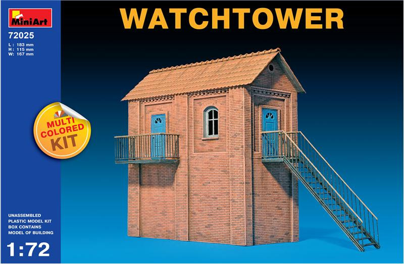 Miniart  72025 Watchtower