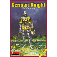 German knight XV century