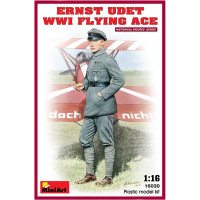 Ernst Udet WWI Flying Ace
