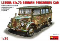L1500A (Kfz.70) German personnel car