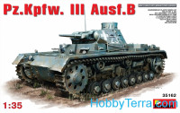 Pz.Kpfw.III Ausf.B German medium tank