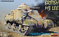 British Army M3 Lee Tank