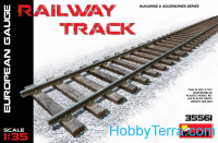 Railway track (European gauge)