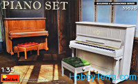 Piano Set 2 pcs
