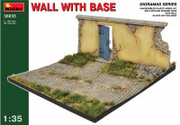 Wall with base