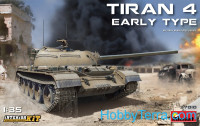 Tiran 4 Early type. Interior kit