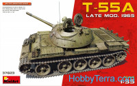 Russian Medium Tank T-55A mod. 1965, late