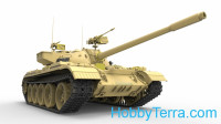 Miniart  37029 Tiran 4 tank, late type
