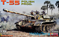 T-55 (Polish Production)