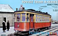 Soviet Tram X-Series (Early Type)