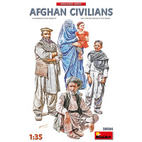 Afghan civilians