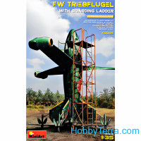 FW Triebflugel with boarding ladder