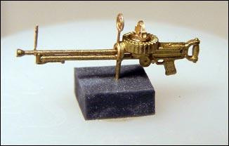 Mini World  7207 Lewis Mk III machine-gun