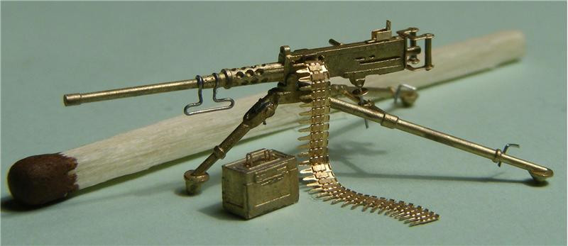 Mini World 7217 Browning M2 cal 50