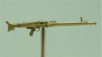 Mini World  7222 MG-42 machine gun