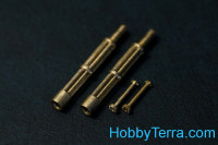 M134 Minigun (late) barrels (2 pieces)