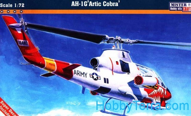 AH-1G Artic Cobra helicopter
