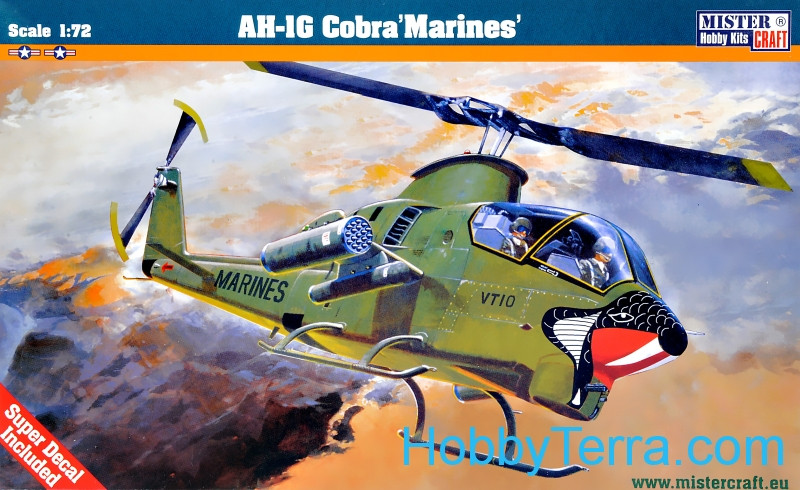 "AH-1G Cobra ""Marines"" helicopter"