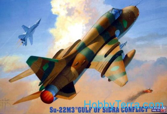 "Su-22M3 ""Gulf of Sidra"" fighter-bomber"