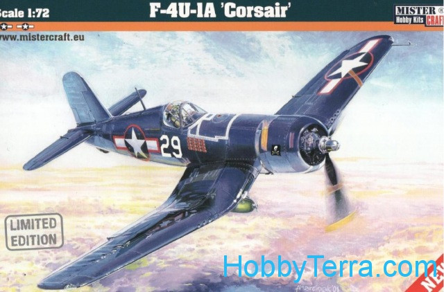 "F-4U-1A ""Corsair"" fighter"