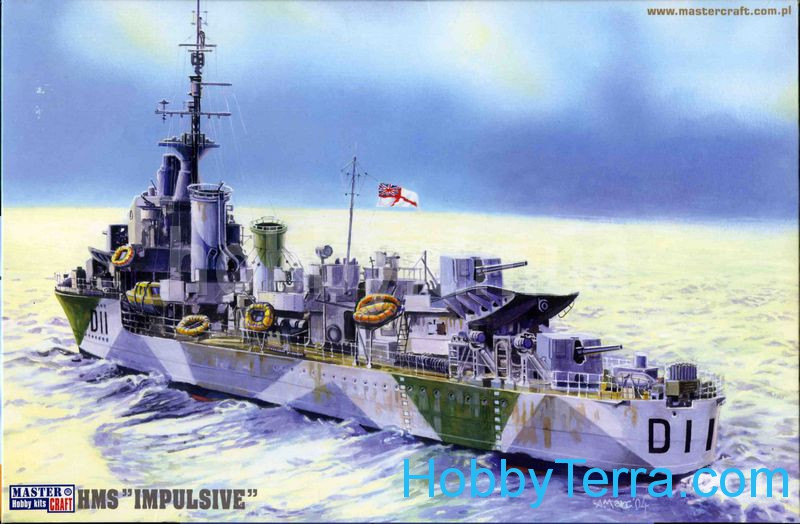 "HMS ""Impulsive"" destroyer"