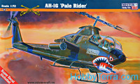 "AH-1G ""Pale Raider"" helicopter"