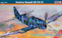 Caudron - Renault CR.714 C1 fighter