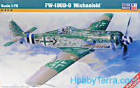 "FW-190 D-9 ""Michaelski"" fighter"