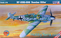 "Bf-109G-6R6 ""Bomber Killer"" fighter"