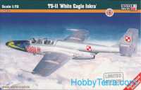 "PZL TS-11 ""White eagle iskra"" trainer aircraft"