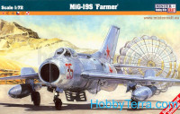"MiG-19s ""Farmer"" fighter"