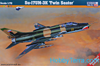 "Su-17UM3-K ""Fitter G"" trainer fighter"