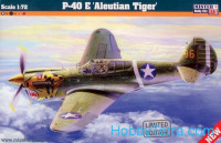 "P-40E ""Aleutian Tiger"" fighter"