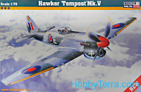 "Hawker ""Tempest"" Mk.V RAF fighter"