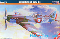 Devoitine D-520 Cl