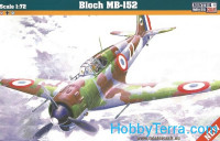 Bloch MB-152 fighter