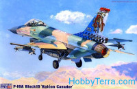 "F-16A Block 15 ""Halcon Cazador"" fighter"