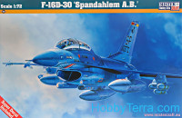 F-16D-30 Spadahlem A.B. fighter