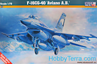 "F-16C-40 ""Aviano A.B."" fighter"