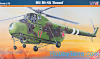 "Helicopter Mil Mi-4A ""Hound"""