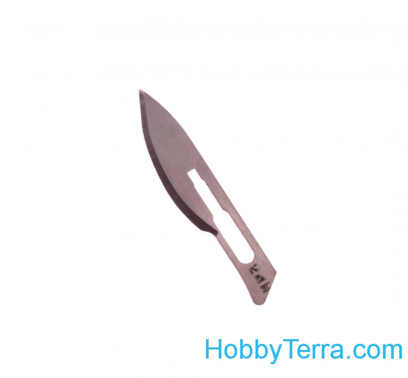 Replacement element for scalpel, model 24H