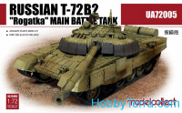 T-72B2 'Rogatka' Russian main battle tank