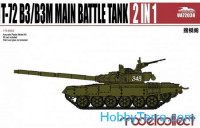 T-72B3/B3M Russian main battle tank